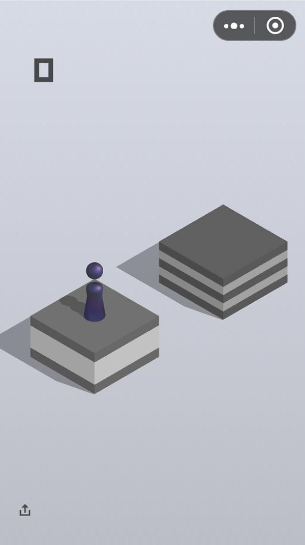 微信跳一跳小程序游戏开源源码,H5新版本跳一跳3D在线小游戏无错完整版插图(4)